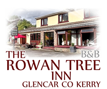 The Rowan Tree Inn Glencar Kerry Way